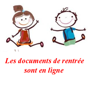 Documents de rentrée