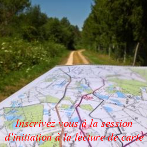 Inscription lecture cartes